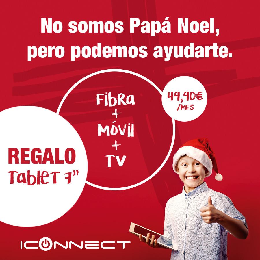 Esta Navidad, no somos Papá Noel, pero podemos ayudarte.