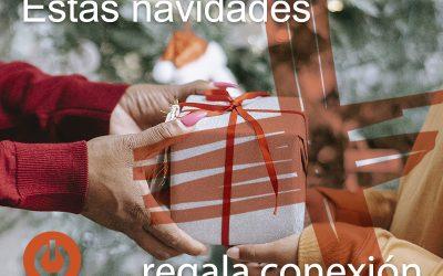 La magia de la Navidad este año se tiñe de naranja