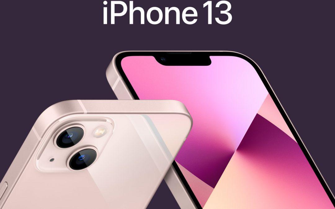 iPhone 13: Apple apuesta por mejores pantallas y más autonomía
